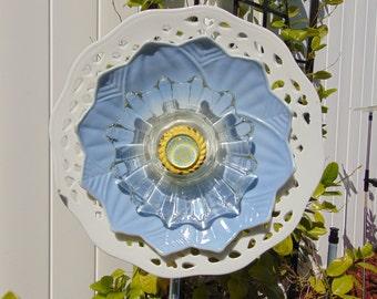 Periwinkle- Glass Garden Flower