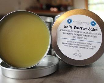 Skin Warrior Salve 4 oz