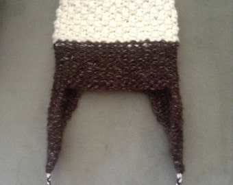 Pusheen Knitting Pattern : Knit cat ears hat Etsy