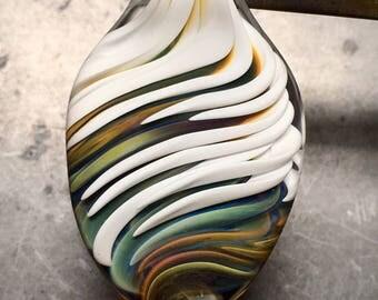 """Borosilicate Glass Pendant 2"""""""