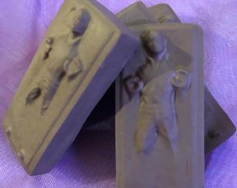 Han Solo Carbonite Eraser Rubber