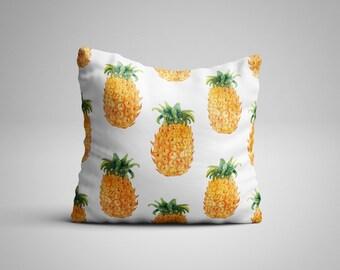 Pineapples Cushion.