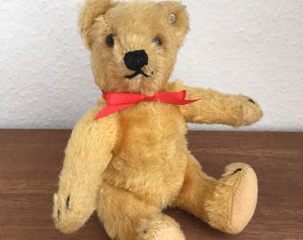 Rere! 60s Vintage Steiff Golden Teddy Bear