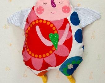 Pillow Doll Huggable Angel/Fairy - Flower