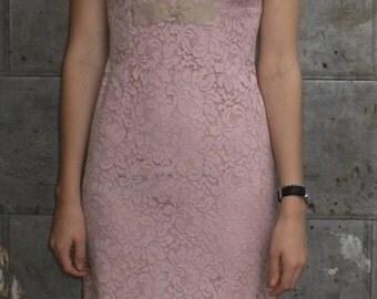 Original Vintage Lace Dress