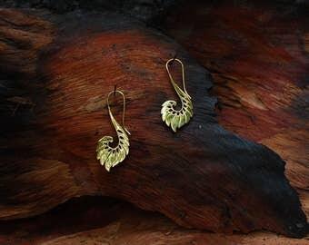 Roman Wing - ear jewelry
