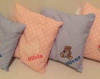 Baby Keep sake cushion (Made to order)