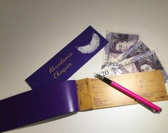 Abundance Books (cheques)