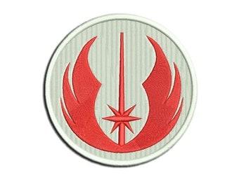Star Wars Embroidery designs Jedi Order Machine embroidery design - NushNusha shop