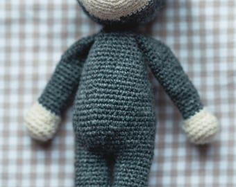 Crochet bear, bear, Häkeltier,