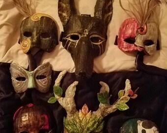 Custom Order Mask