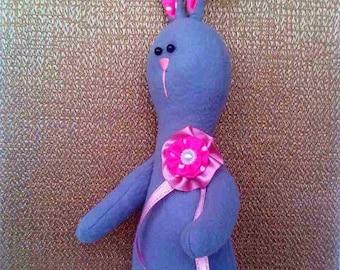 Handmade Tilda bunny  Tilda rabbit Tilda doll Handmade toy Home decor Gift