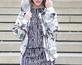 Rain jacket 'Camou'