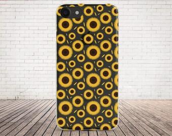 iPhone 7 Case Sunflower iPhone 6 Case Clear Sunflower iPhone 6s Case Sunflower iPhone 7 Plus Case With Design iPhone 6 Plus Case Sunflower