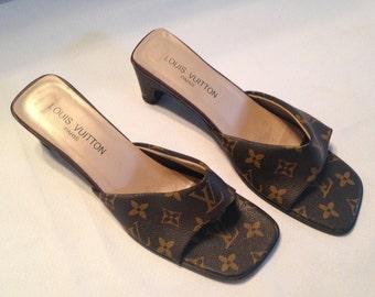 Lois Vuitton Sandals