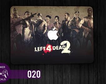 Left 4 Dead 2 Decal/ Left 4 Dead decal/ Left 4 Dead 2/ Left 4 Dead 2 sticker/ L4D2 Sticker/ Geeky decal/ Gamer Decal/ Laptop Decal - GD020