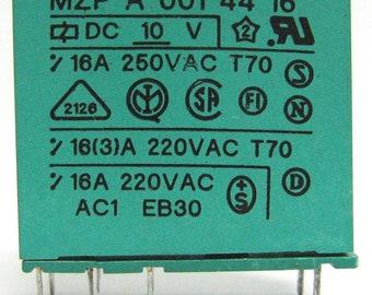 Feme Relay 10Vdc model MZP A 001 44 16