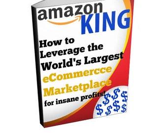 Amazon King - Make Money Online Ebook