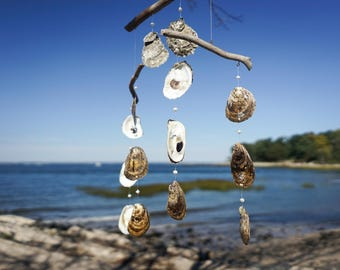 Oyster Shell Mobile