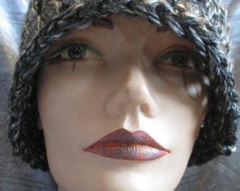 Gray Beanie Winter Hat