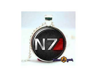 Mass Effect N7 Necklace