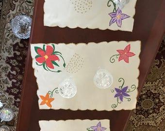 Spring Tablecloths