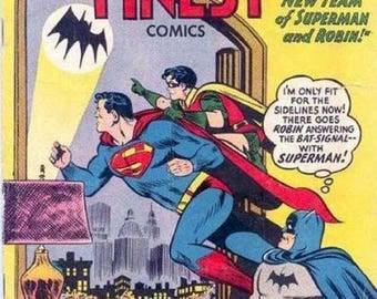 Worlds Finest Comics on DVD