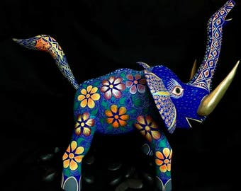 The Elephant in the Room//Bigger than life//Handcrafted//Can't ignore the elephant//Conversation piece//Fair Trade//Alebrije//Office