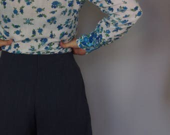Vintage 70s Tailored Shorts