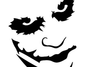 Joker Concrete Art