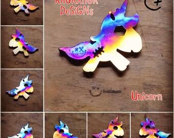 Unicorn key dangler