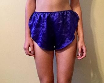 Purple nighty bottoms