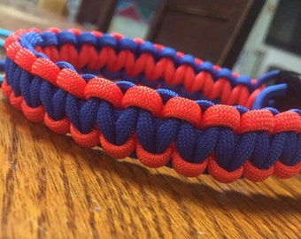 Custom Paracord bracelet