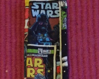 Reusable Upcycled Straw Pouches/Holders Star Wars
