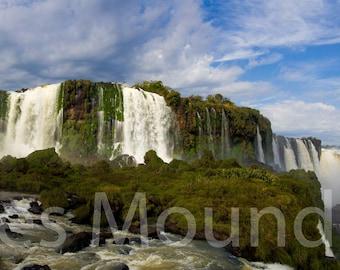 Photograph: Iguassu Falls Panorama