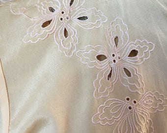 Cream Blouse with Gorgeous Detaling