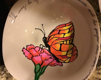Sample Butterfly Plate