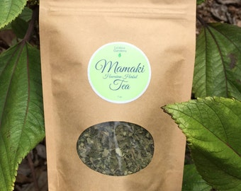 Hawaiian Herbal Mamaki Tea