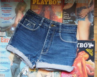 Jordache  high waist vintage cut-off shorts