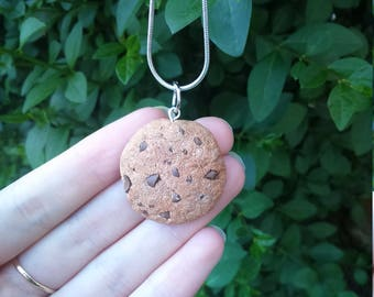 Cookie Charm - Polymer Clay