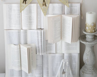 Blooming Books Wall Art (The Bloom)