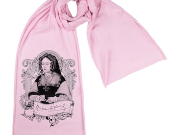 Catherine of Aragon Scarf