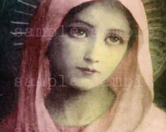 Instant Digital Download > Antique Holy Religious Prayer Cards > Printable Religious Collage Sheet > Victorian Prayer Cards