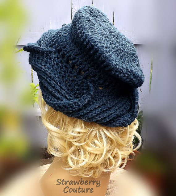 Crochet Hat Pattern Video Tutorial, Crochet Pattern Hat Beanie Hat Pattern, Samantha Crochet Turban Pattern PDF Pattern