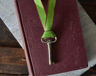 Ornate Antique Santa Key - Santas Magic Key - Christmas Key - Skeleton Key Christmas Ornament