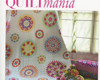 QUILTmania The Quilt Magazine No 119 May June 2017 Free Domestic Shipping!
