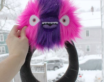 Snow Day Monster