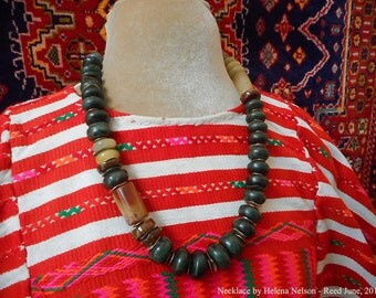 Classic Maya tribal bold strong design, elegant simplicity gift for her