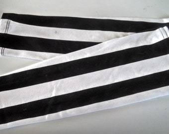 Arm Warmers Arm Covers Striped