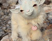 Lili, Baby Demon Goat - OOAK Art Doll